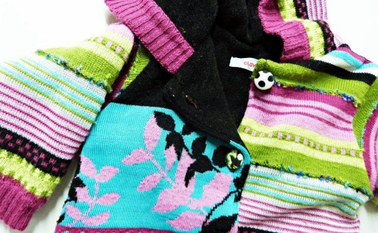 La tutona di lana di Sofia