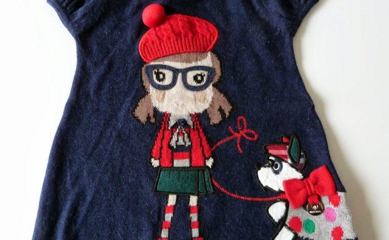 Vestitini di lana time