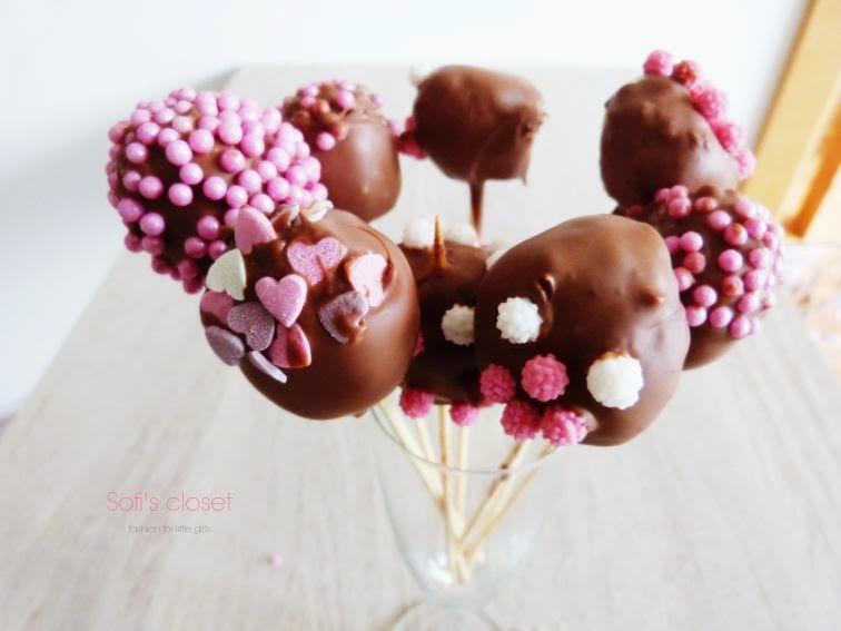 cake pops dolci per bambini
