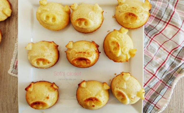 RICETTE BAMBINI. MUFFINS