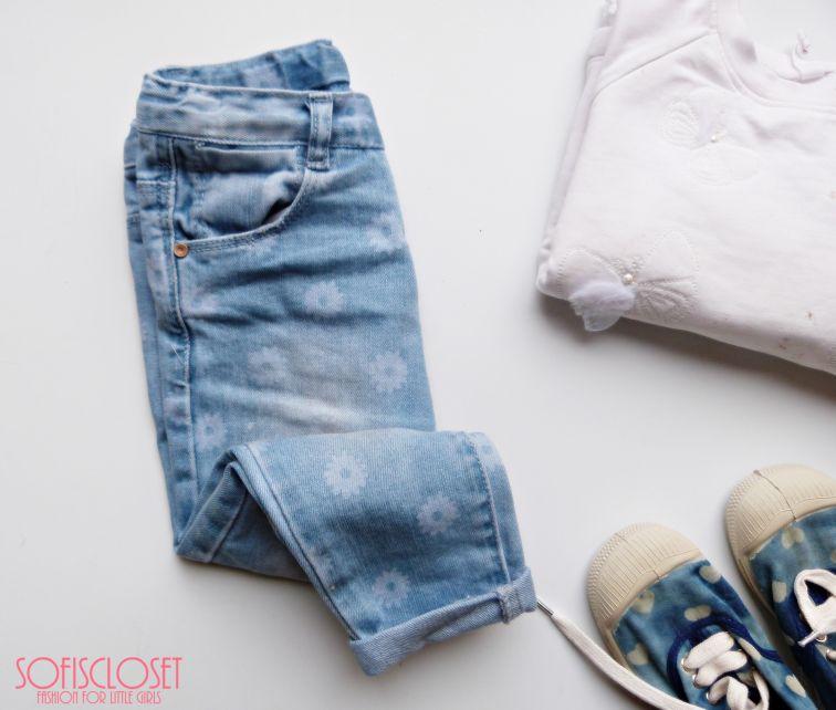 jeans bambina zara kids