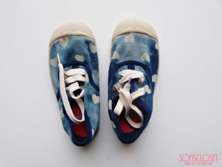 scarpe tennis bambina