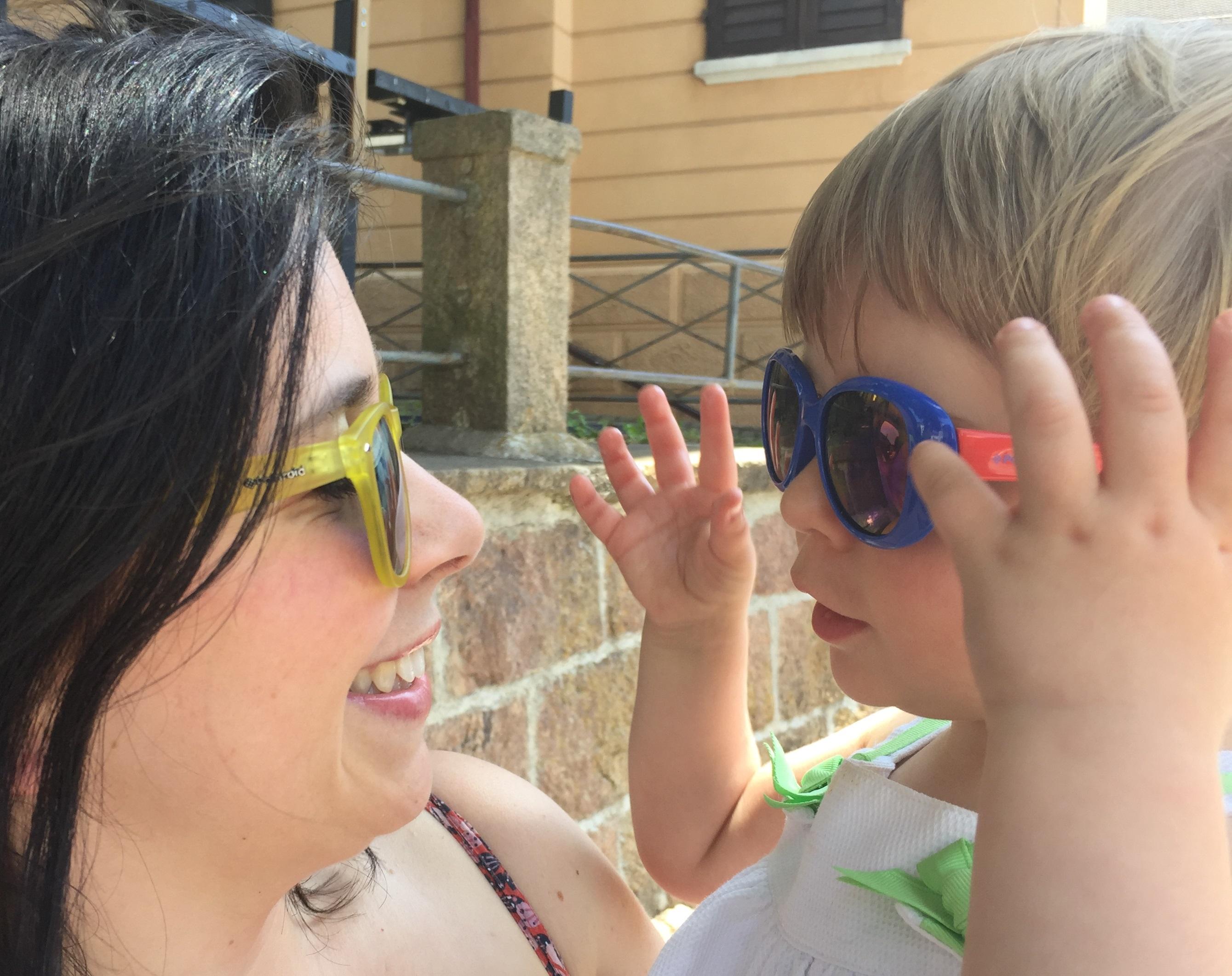 occhiali da sole per bambini Polaroid