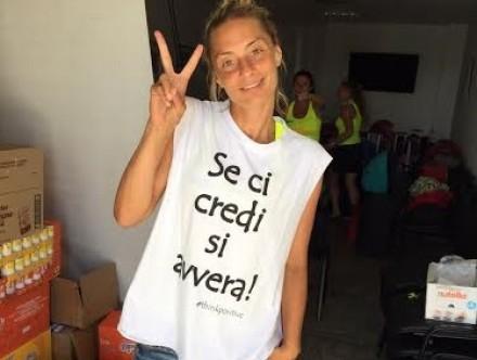 MAURIZIA CACCIATORI. UNA SPORTY MAMMA DENTRO E FUORI DAL CAMPO