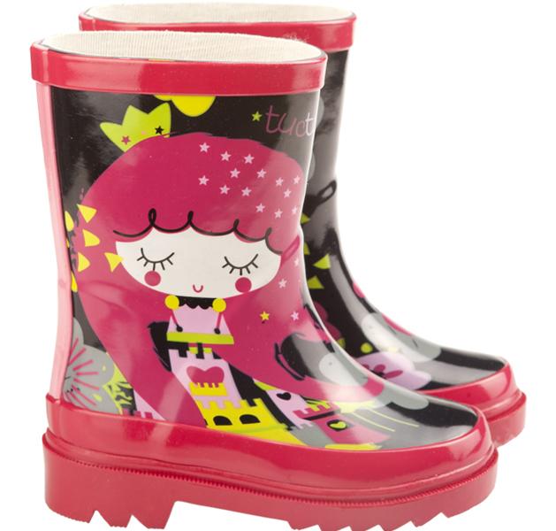 Stivali pioggia bambina Tuc Tuc