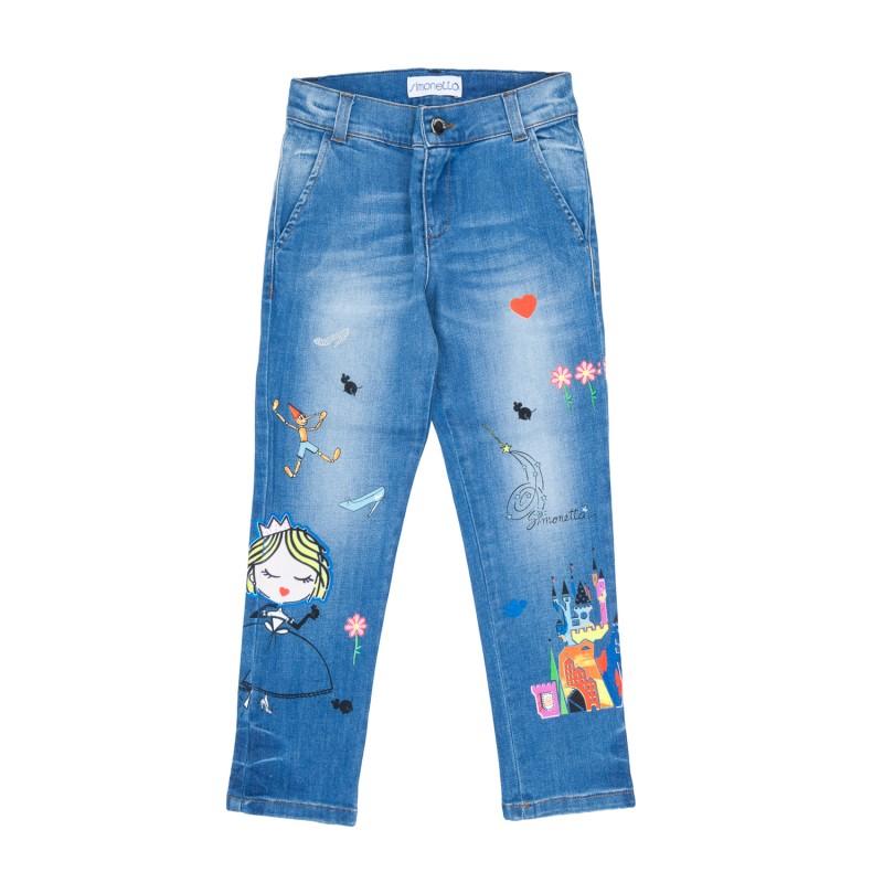 jeans bimba Simonetta