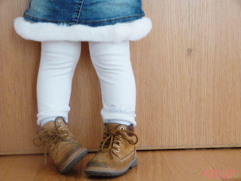 Come vestire le bimbe a Natale