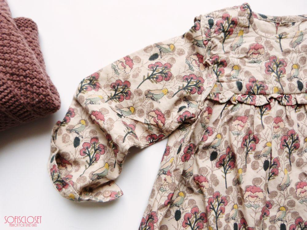 vestiti per bambine romantici