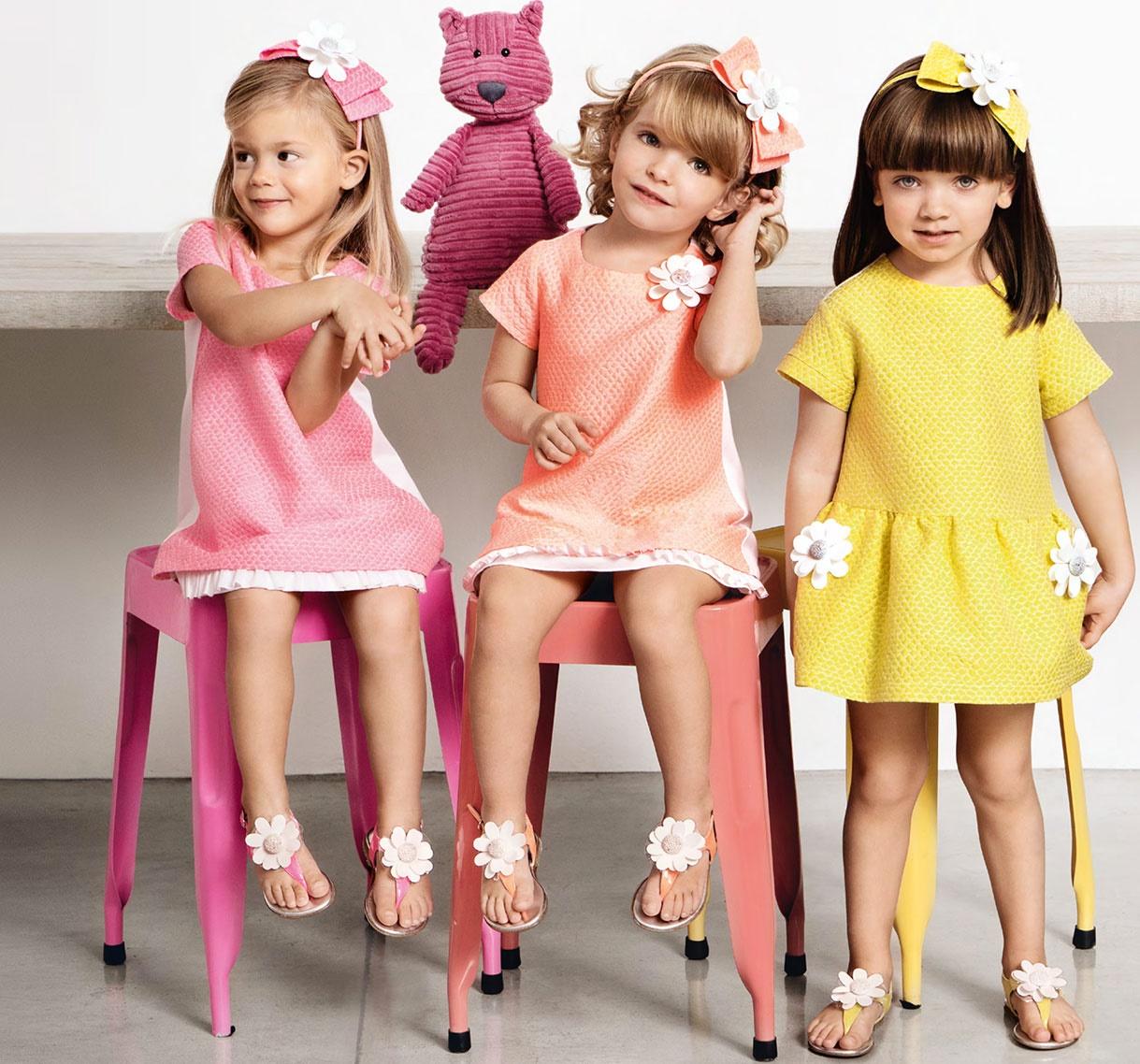 Tendenze moda bambini estate 2016Sofiscloset 76552ead588