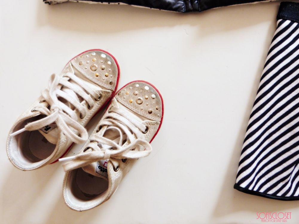sneakers bambina primavera