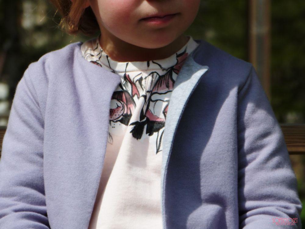 Look bambina cerimonia. Un abito dai colori pastello...Sofiscloset a13fbe2e833