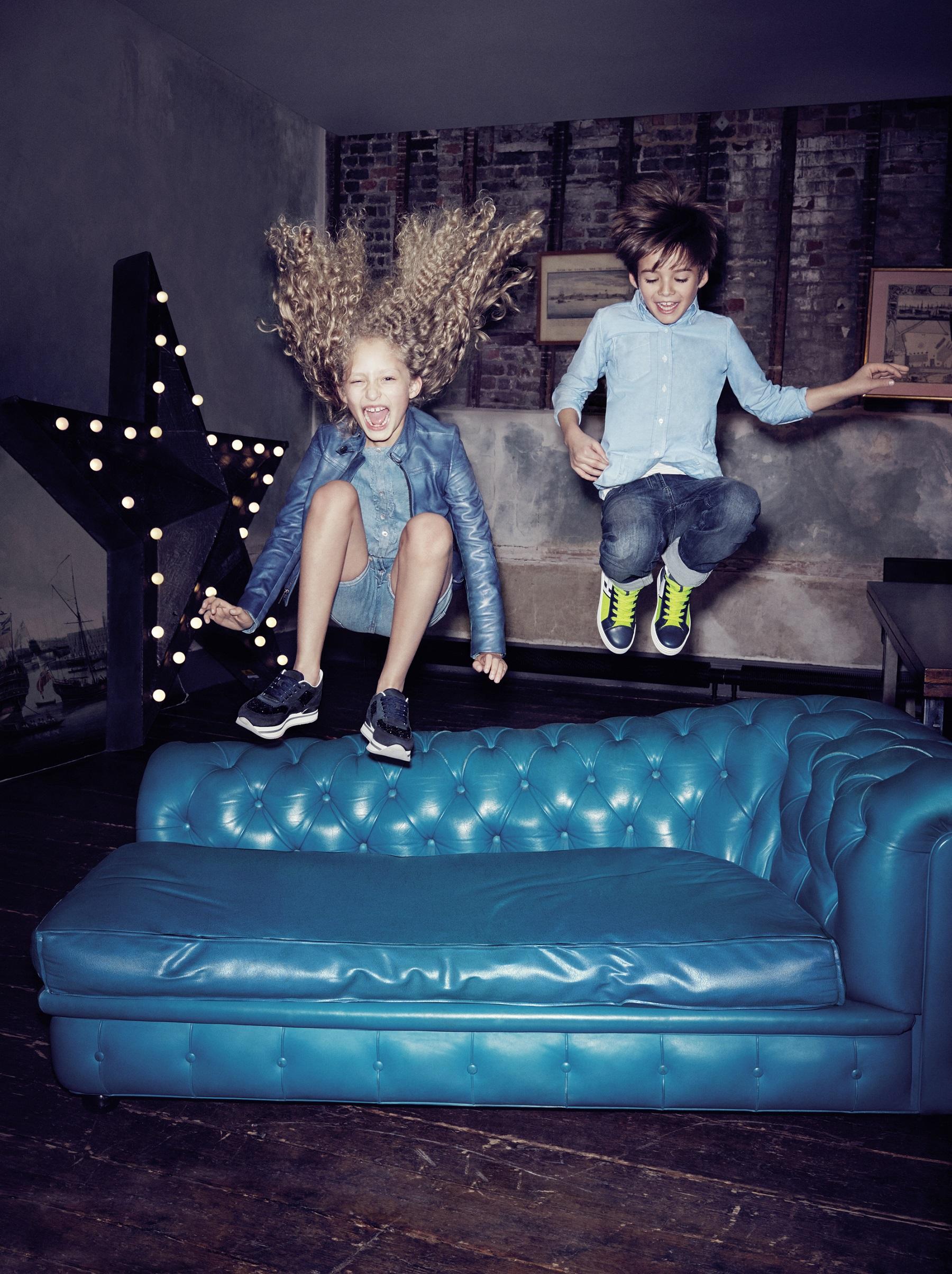 Hogan sneakers bambino - Collezione scarpe Primavera Estate ...