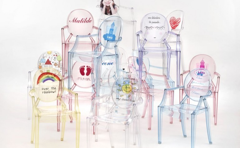 "KARTELL KIDS. IL DESIGN IN FORMATO ""MINI"" IN MOSTRA A PITTI BIMBO 83"