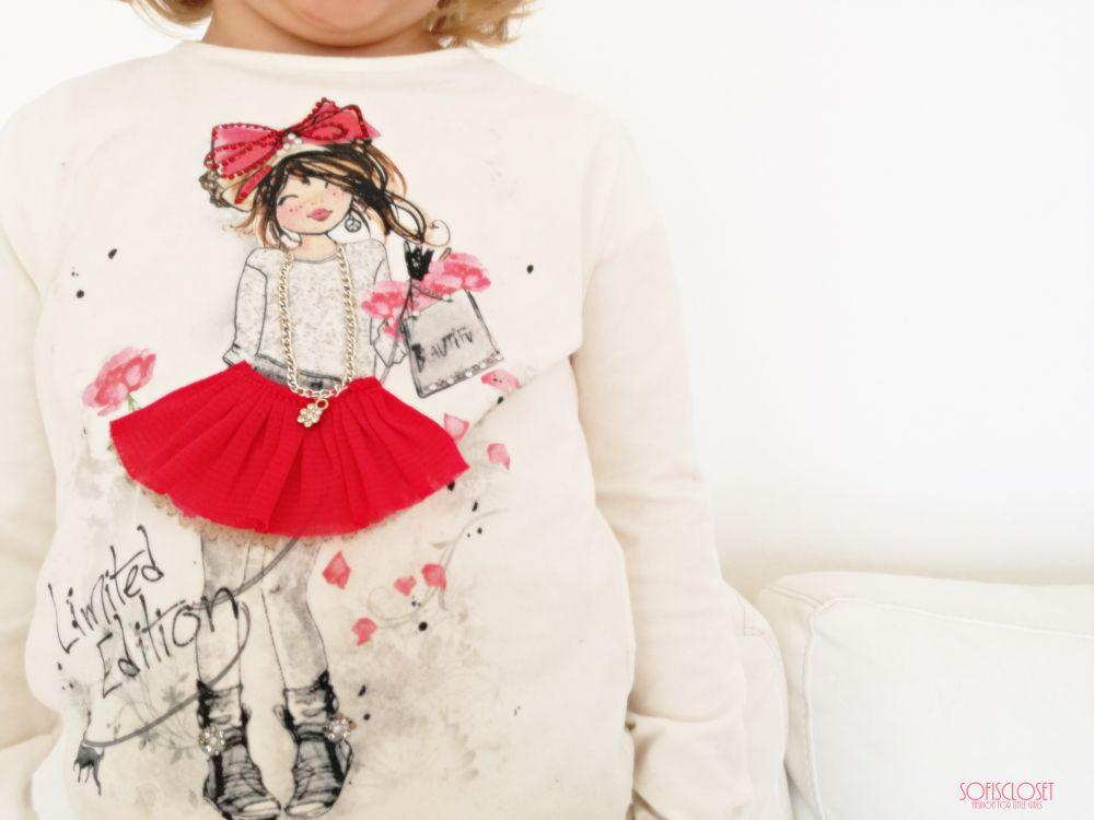 maglietta bimba Elsy