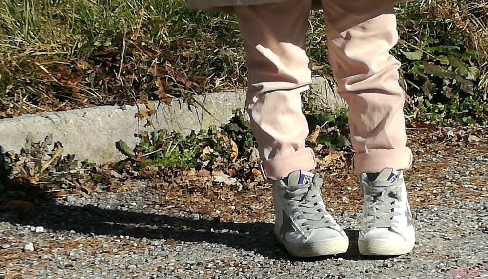scarpe bimba golden goose