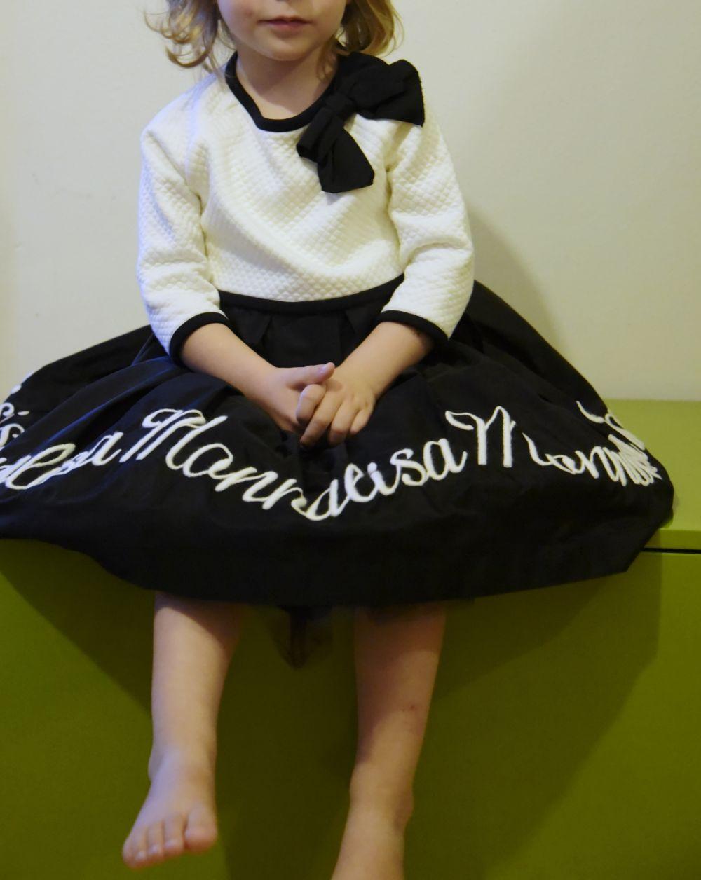 vestito bimba  Monnalisa