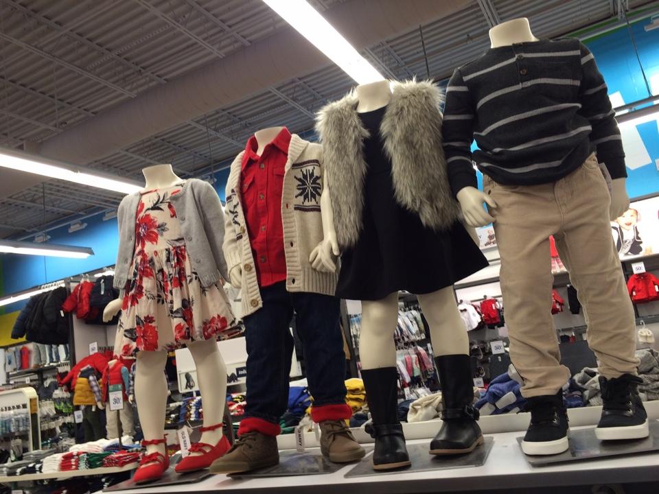 shopping per bimbi nel States
