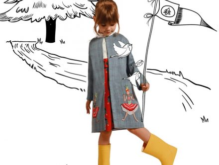 STELLA JEAN KIDS. LA CAPSULE COLLECTION AI 2017/18 IN FORMATO MINI