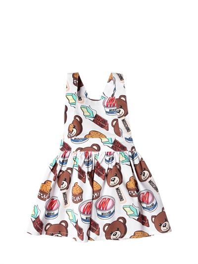 vestito bambina Moschino