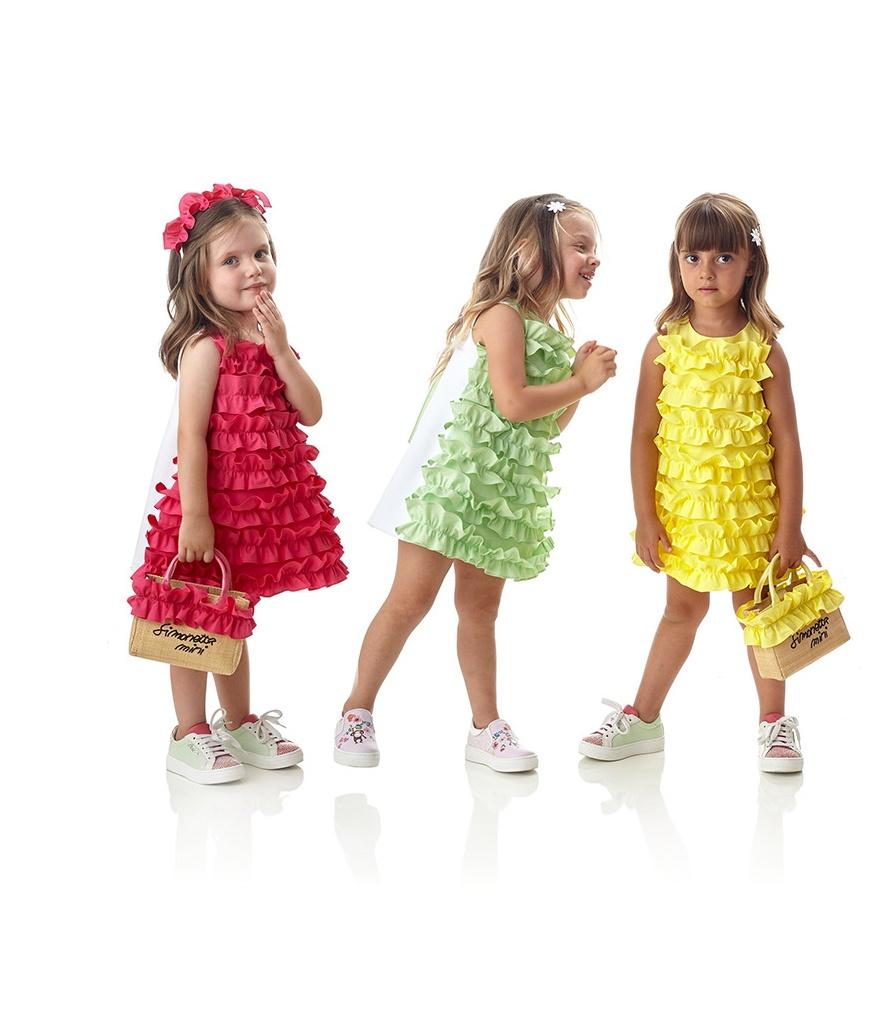 tendenze moda bambini pe 2018