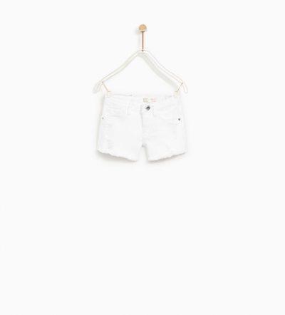 shorts bambina Zara