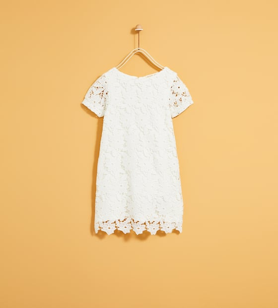 Vestiti Cerimonia Zara 2018.5 Idee Zara Kids Perl Abito Da Cerimonia Della Bambinasofiscloset