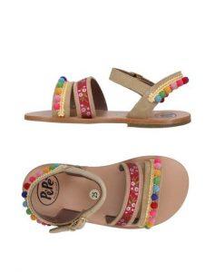 sandali per bambina