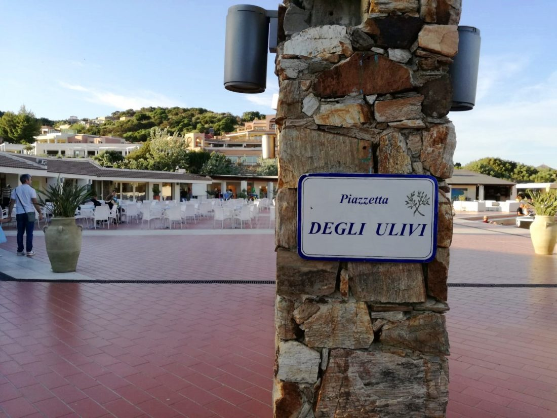 Chia Laguna_Piazza