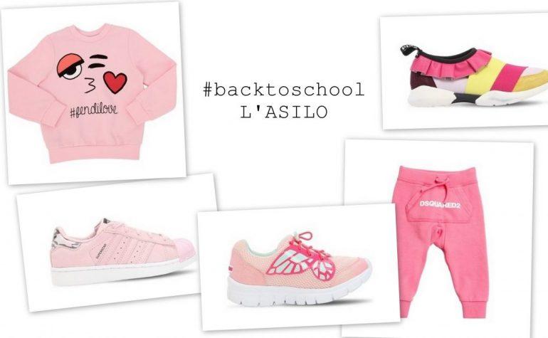 BACH TO SCHOOL OVVERO COME VESTIRE LE BAMBINE PER L'ASILO