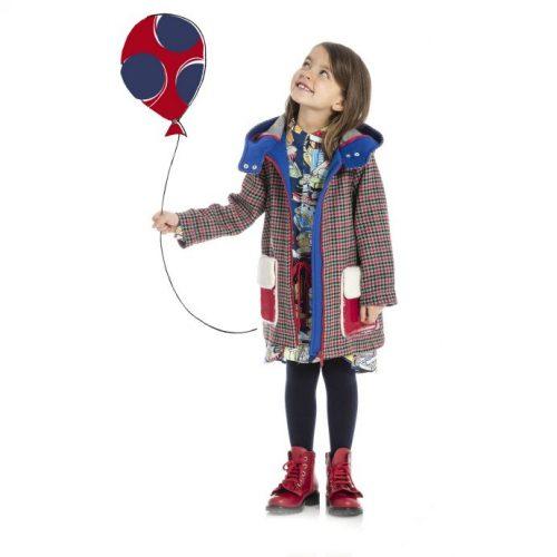 cappotto bambina Simonetta