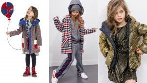 giacche bambina tendenze AI2018 19