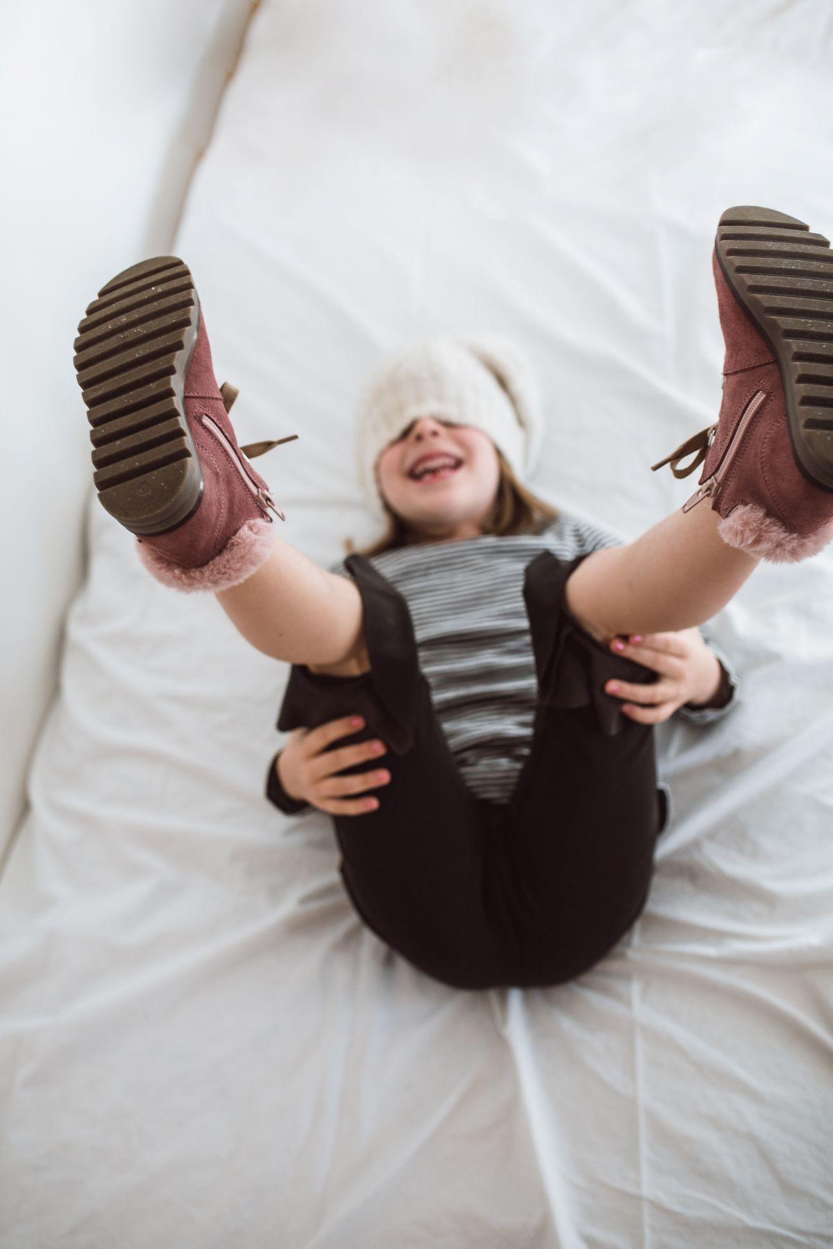 tendenza scarpe bambino 2018