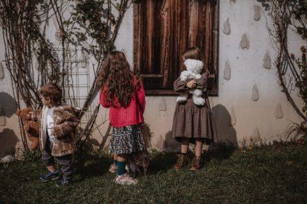 KIDS FASHION EDITORIAL: LAZY SUNDAY CON PETER PAN MIRANO