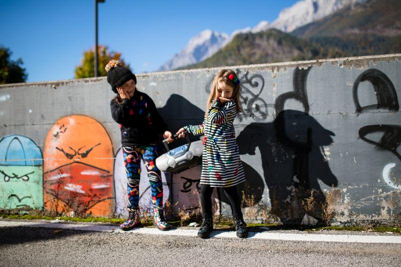 Tuc Tuc moda bambini
