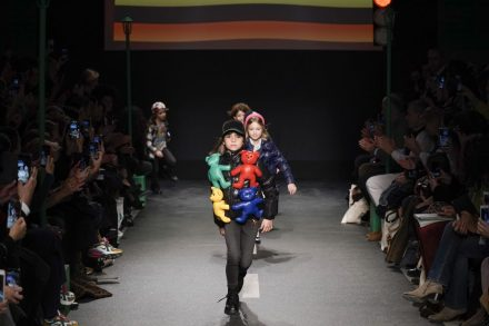 UNITED COLORS OF BENETTON DEBUTTA A PITTI BIMBO 90