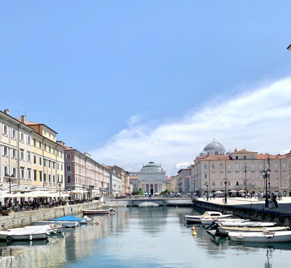 Canal Grande Trieste